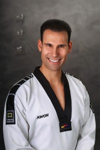 Michel - Portrait Tae Kwon Do 01
